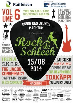 Rock De Schleek 2014